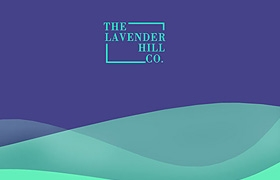 网页设计之The Lavender Hill Company