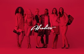 网站设计之Afrodita Fashion