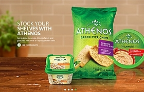 Athenos. Made the Greek Way